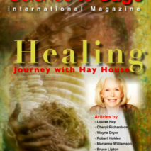 HEALING WITH HAY HOUSE